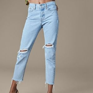 NWT Levi's Wedgie Jeans
